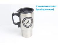 Electric Mug 140Z Автомобильная термокружка с подогревом для нанесения логотипа