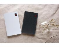 Внешний аккумулятор Power Bank Remax Proda Note book 30000mAh 4 USB для смартфонов и планшетов