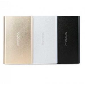 Внешний аккумулятор универсальный PowerBank Remax Proda Jane Series Metal 12000mAh 2 USB для планшетов