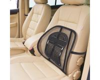 Массажная сетка для поддержки спины в автомобиль