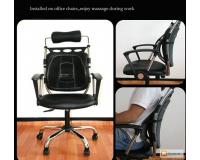Массажная сетка для поддержки спины на офисное кресло