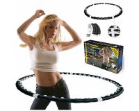 Массажный обруч для похудения Хулахуп HOOP EXERCISER