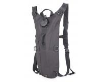 KMS Black Рюкзак с питьевой системой на 2.5 литра (Гидратор)