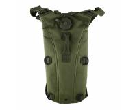 KMS Olive Green Рюкзак с питьевой системой на 2.5 литра (Гидратор)