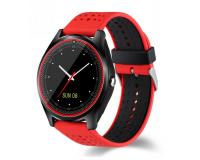 Умные часы Smart Watch V9 Quad Band (Красный)