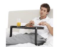 Складной столик для ноутбука с вентилятором