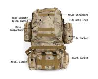 Рюкзак US Assault plus (50 л) (Camouflage)