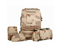 Рюкзак US Assault plus (50 л) (Desert Сamo)