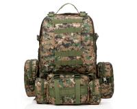 Рюкзак US Assault plus (50 л) (Digital Jungle)