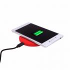 Беспроводное зарядное устройство Qi для телефона айфон, самсунг, iphone, samsung