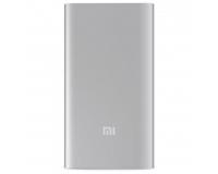Внешний аккумулятор Xiaomi Mi Power Bank 2 (5000 mAh) серебристый