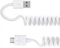 Кабель зарядки Charge/Sync Cable USB-Micro USB 1.8м White