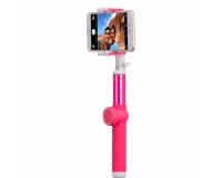 Монопод для селфи MOMAX Selfie Hero KMS7 розовый