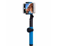 Монопод для селфи MOMAX Selfie Hero KMS7 синий