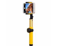 Монопод для селфи MOMAX Selfie Hero KMS7 желтый