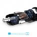 Автомобильное зарядное устройство Rock Sitor Car Charger with Digital Display 2 USB 2.4 A, черный
