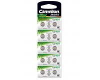 Батарейка алкалиновая Camelion AG11-10BL 1.5V