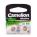 Батарейка алкалиновая Camelion AG6-10BL (371A/LR920/171), для часов, блистер, 10шт