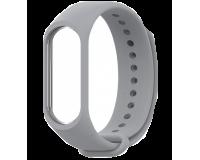 Ремешок для Xiaomi Mi Band 3 серый