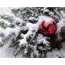 Синтетический снег белый в спрее для новогоднего декорирования, белый, 250мл