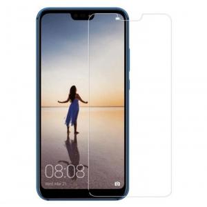 Прочное закаленное защитное стекло для Huawei P20 Lite, 0.4 мм