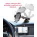 Универсальный автомобильный держатель с функцией беспроводной зарядки и фиксации телефона Full-Automatic Car Wireless Charger