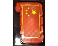 Гибкий коврик держатель с картой парковки Car Holder China flag + кабель для подзарядки