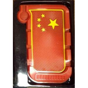 Гибкий коврик держатель с парковочной картой Car Holder China flag + кабель для подзарядки