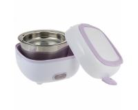 Ланч-бокс с подогревом Electric Lunch Box фиолетовый