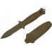 Нож с фиксированным лезвием Gerber De Facto Fixed Blade Knife (30-000528) Tan-Desert