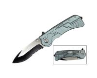 Нож складной Explorer B073GB, Silver