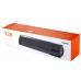 Беспроводной стерео Бумбокс Wireless Y38 (TF, USB, Fm-радио, MP3, AUX, Mic) черный