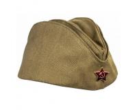 Солдатская пилотка (армейская) образца СССР, размер 57