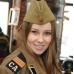 Солдатская пилотка (армейская) образца СССР, размер 52
