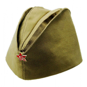 Солдатская пилотка (армейская) образца СССР, размер 61