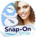 Съемные виниры для скрытия любых дефектов зубов SnapOn Smile