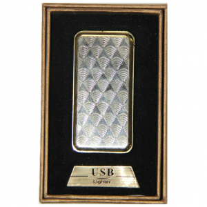 Электроимпульсная Зажигалка Cheng Dong Cheng USB Lighter