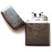 Электроимпульсная Зажигалка JINLUN USB Lighter - Eagle Black с узором Дракон