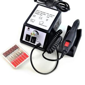 Машинка фрезер для маникюра и педикюра Mercedes 2000, черный