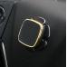 Автомобильный магнитный держатель на руль Car Steering Wheel Magnet Phone Holder Frame Navigation Bracket (LW-919) Gold