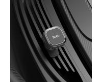 Автомобильный магнитный держатель в воздуховод HOCO CA52, черный