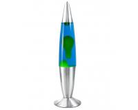 Лава-лампа 48см Зелёная/Синяя (Воск)