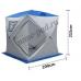 Шестигранная полуавтоматическая палатка-зонт для зимней рыбалки Coolwalk FW-8618, 200х200х160 см