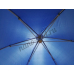 Шестигранная полуавтоматическая палатка-зонт для зимней рыбалки Coolwalk FW-8619, 220х220х180 см
