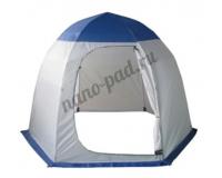 Палатка-зонт полуавтоматическая зимняя Coolwalk FW-8618, 200х200х160 см
