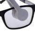 Устройство для чистки стекол очков с кольцом для ключей Essential BANGDI, белый