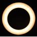 Светодиодная кольцевая лампа 15 см на телескопическом штативе для профессиональной съемки