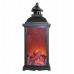 Декоративный светодиодный светильник с имитацией пламени, 37х14х14 см
