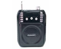 Texnano TE-K8 Громкоговоритель поясной, радиоприемник, MP3 плеер, диктофон