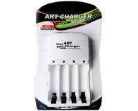 ART CHARGER M-208 Зарядное устройство на 4 аккумулятора (AAA, AA)